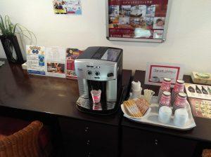 カンナリゾートヴィラ コーヒーメーカー