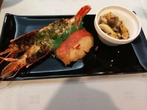 スターライトホテル 魚料理